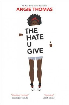 Cover image The Hate U Give by Angie Thomas