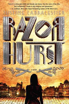 Cover image of Razorhurst by Justine Larbalester